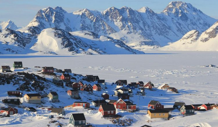 GreenLand View